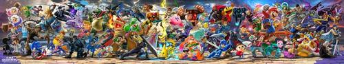 juegos digitales nintendo switch super smash bros. ultimate