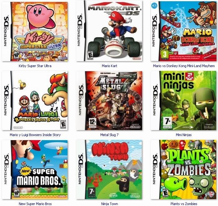 Juegos Digitales Para Nds Bs 0 01 En Mercado Libre