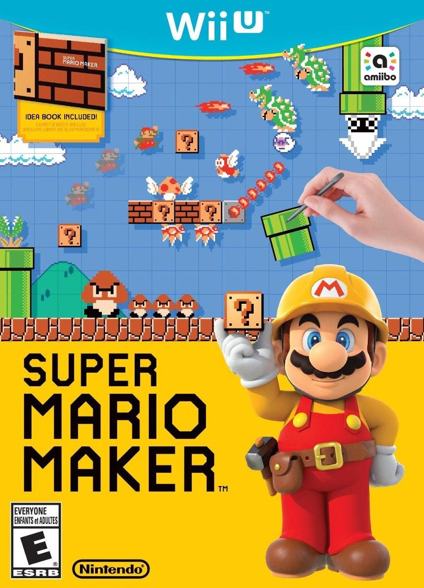 Juegos Digitales Para Wii U Mario Maker Pack De Juegos Bs
