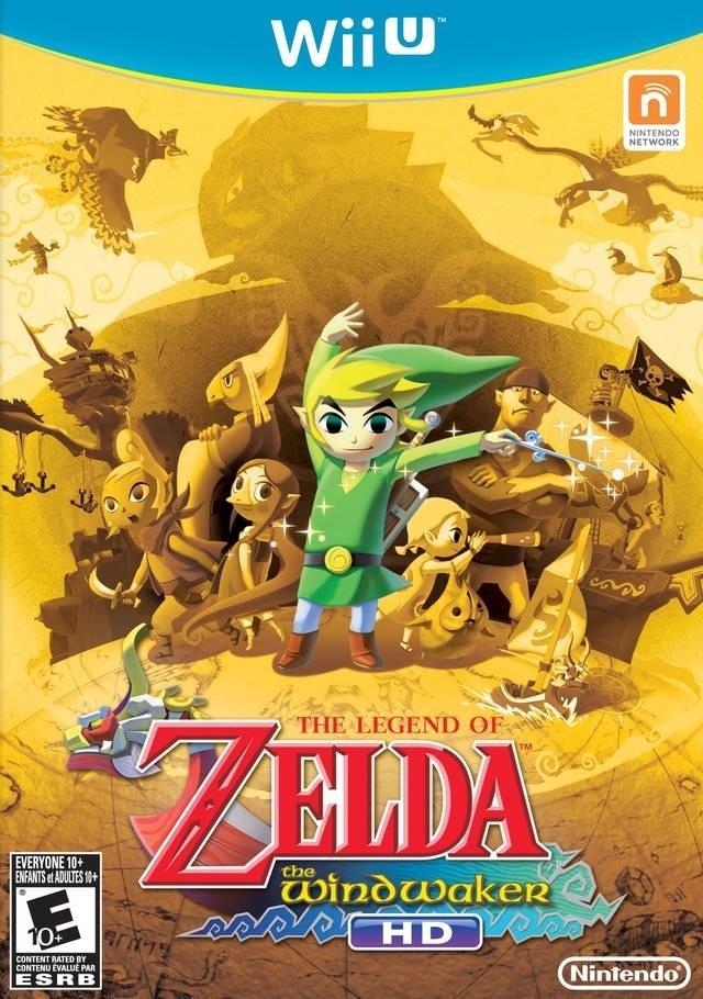 Juegos Digitales Para Wii U Zelda Regalo Oferta
