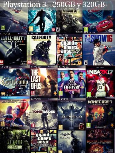 juegos digitales playstation 3 por combos - tienda fisica.