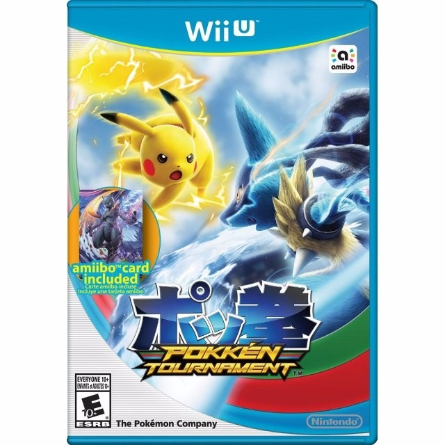 Juegos Digitales Pokken Tournament Wii U Descarga Inmediata Bs