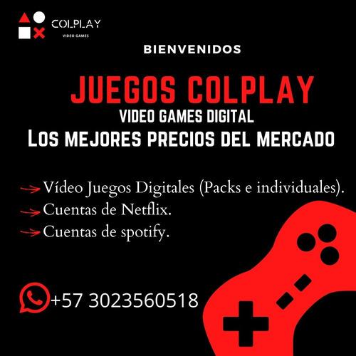 juegos digitales ps3 - ps4