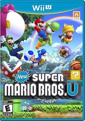 juegos digitales wii u. mario bros u+ pack de juegos!!