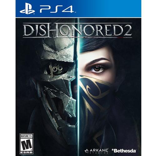 juegos - dishonored 2 (ps4)