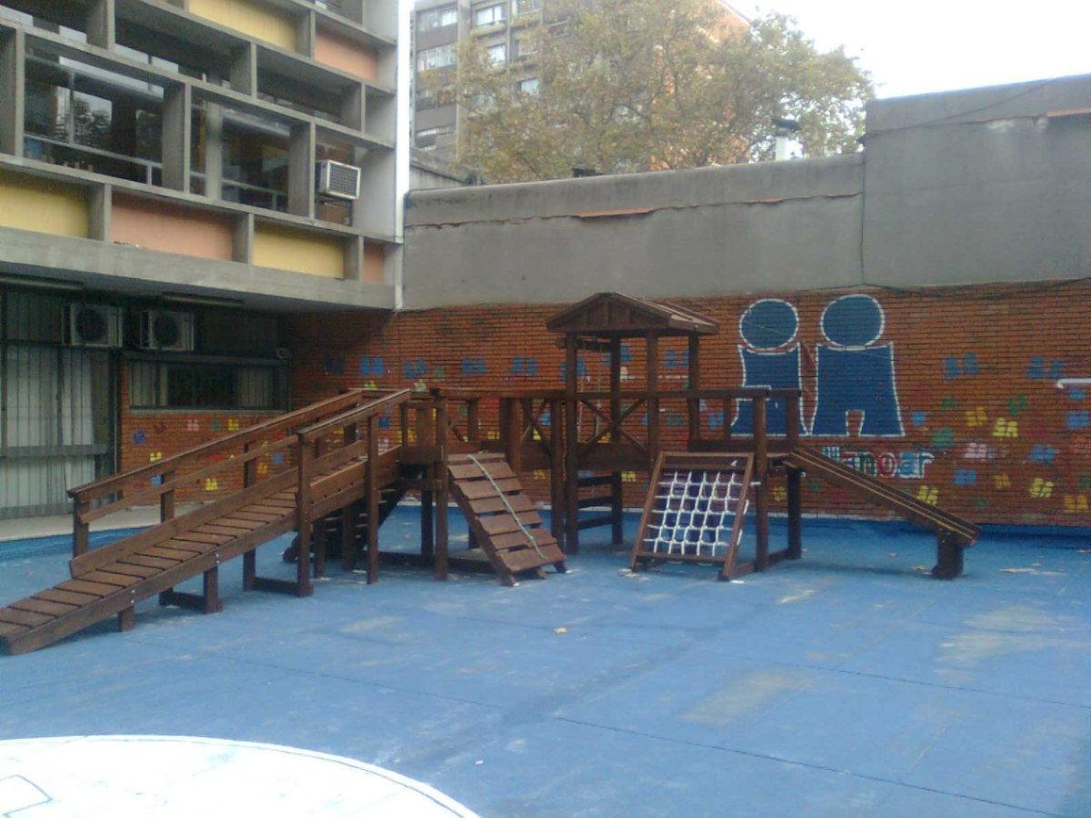 juegos en madera exterior para nios