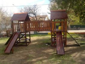 Juegos En Madera Para Chicos - Ideal Para Jardines
