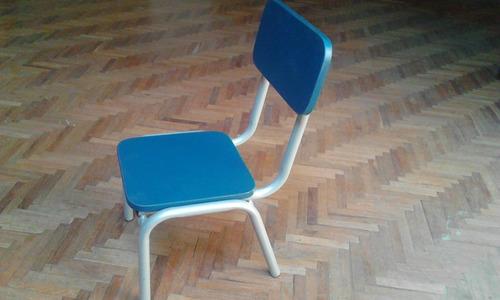juegos escolares mesa y silla