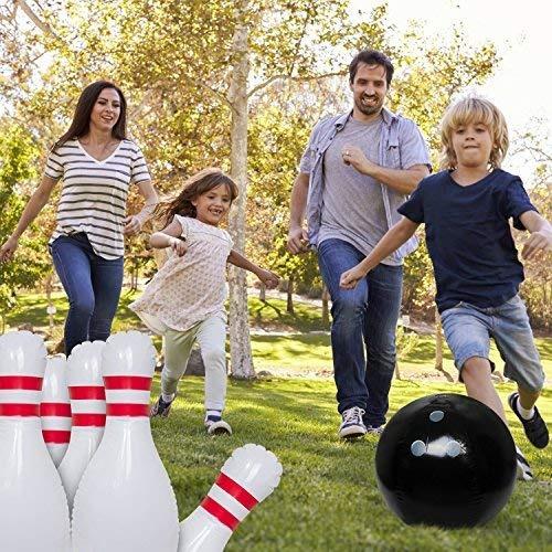 Juegos Familiares Juguetes Inflables Para Bolos Giant