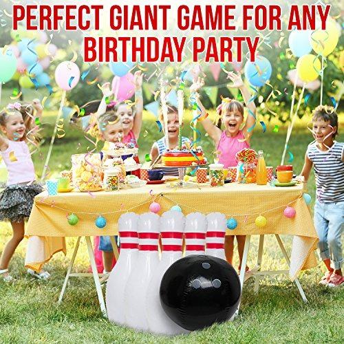 Juegos Familiares Juguetes Inflables Para Bolos Giant Y