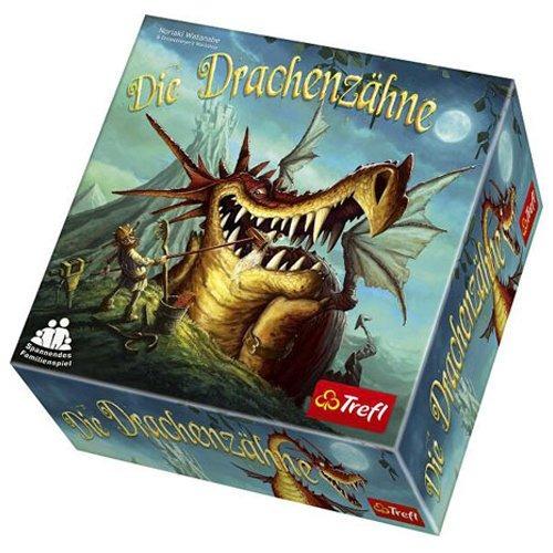 juegos familiares rompecabezas los dientes dragón