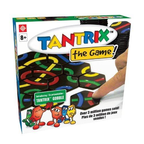 juegos familiares tantrix gobble tile puzzle strategy juego