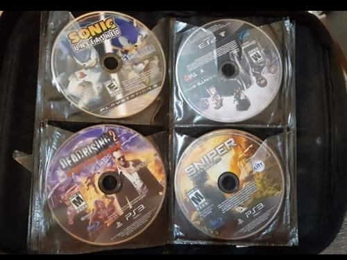 juegos físicos de ps3 nuevos (sin caja)