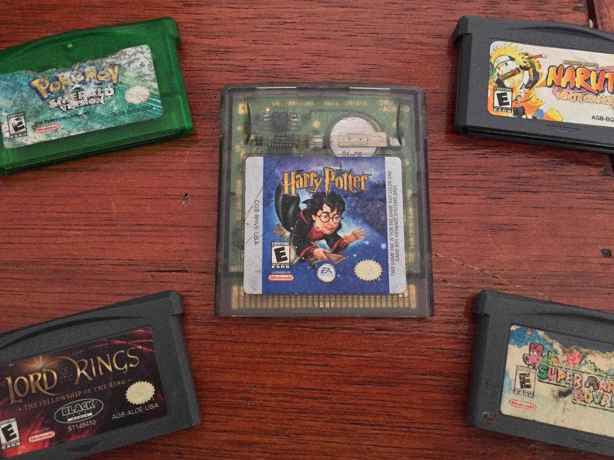 Juegos Para Game Boy Advance Gba 500 00 En Mercado Libre