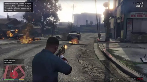 juegos grand theft auto v gta 5 premium ps4 playstation