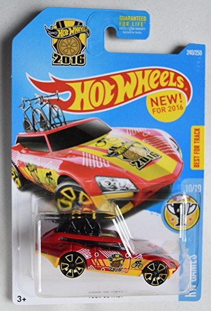 Juegos Hot Wheels Hw 10 10 Rojo Amarillo Tour De Rapido 24