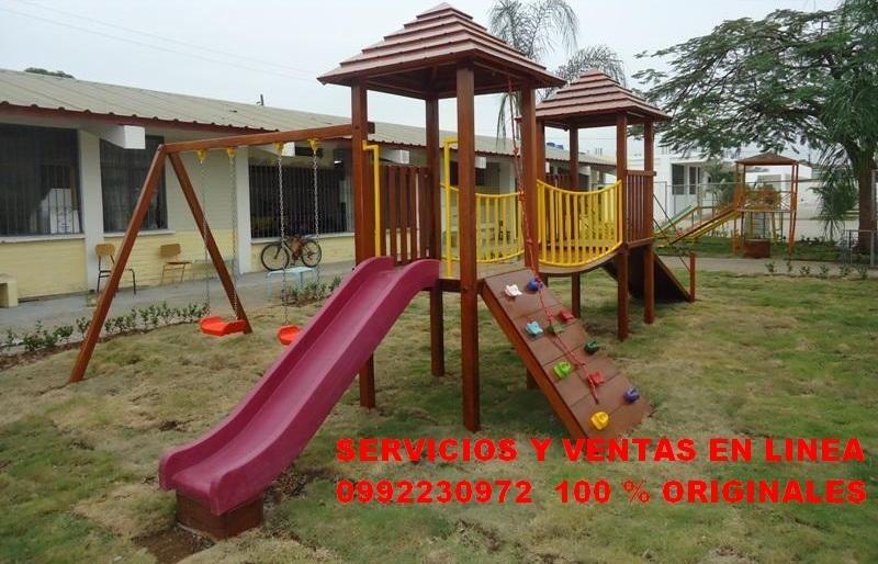 Juegos Infantiles De Madera U S 5 500 00 En Mercado Libre