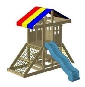 Juegos Infantiles De Madera Para Jardin