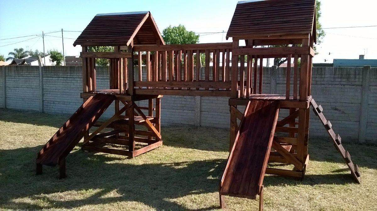 Emejing juegos de madera para jardin para nios images design trends 2017 for Juegos de jardin infantiles de madera