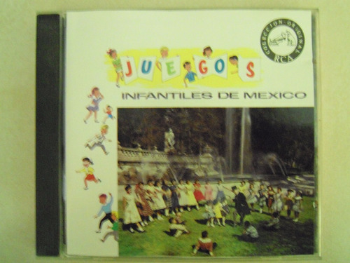 juegos infantiles de mexico cd