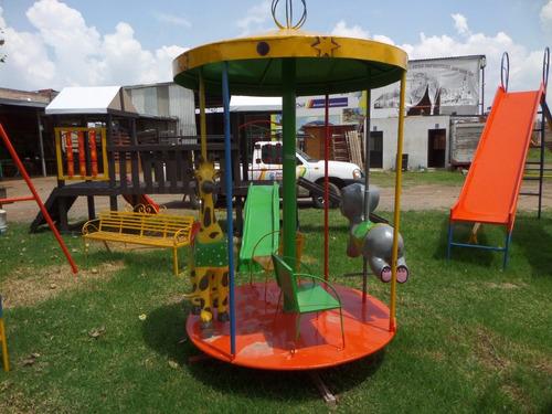 Juegos Infantiles De Metal Para Jardin en Mercado Libre México