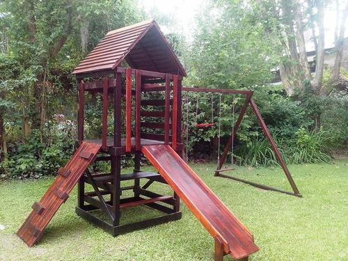 juegos infantiles todo en madera