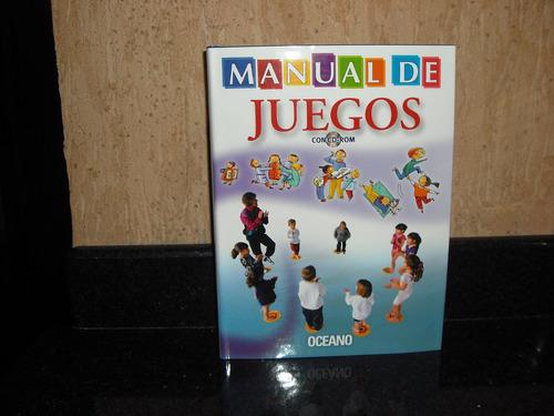 juegos infantiles manual de juegos nuevo