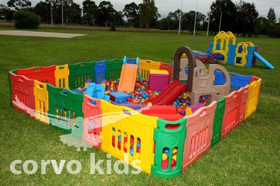 Juegos Infantiles Para Jardin Locales Comerciales Escuelas U S 1