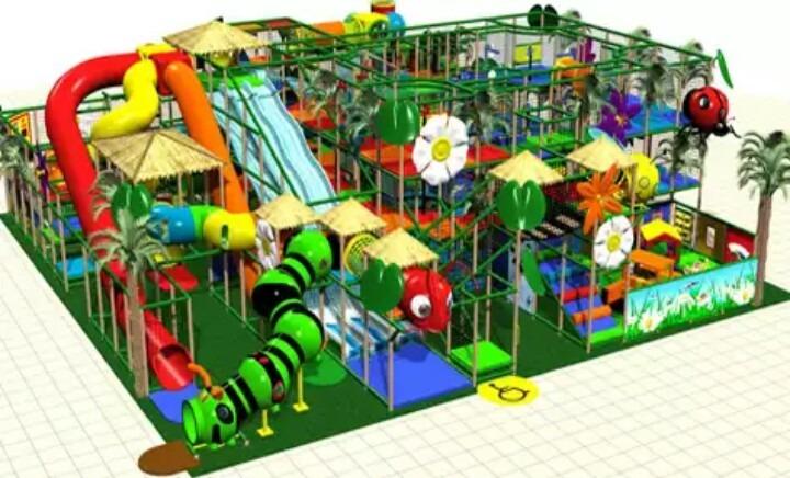 Juegos Infantiles Para Parques De Diverciones Interiores U S 1 00