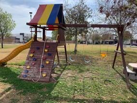Juegos Infantiles Para Jardin De Madera Usados Usado en ...