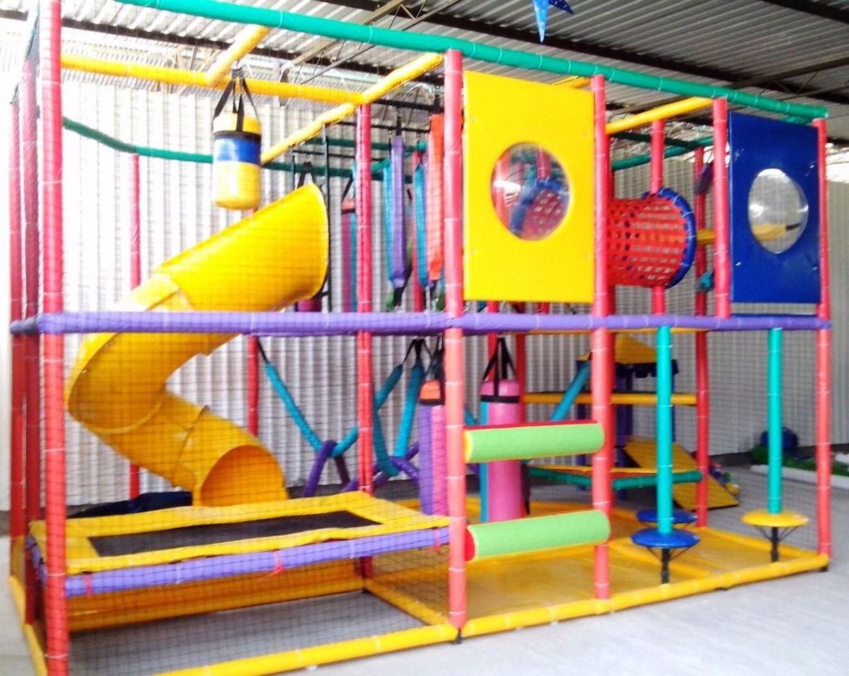 7805a6c0d Juegos Infantiles Tubulares En Restaurantes Y Salones Fiesta ...