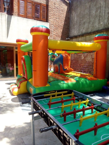 juegos inflables, alquiler