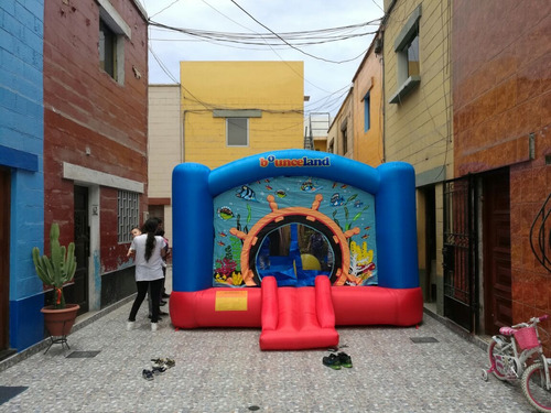 juegos inflables - alquiler