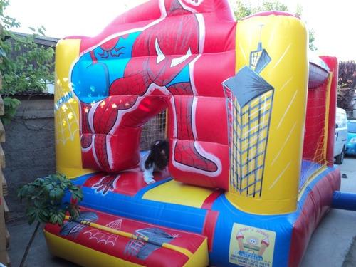 juegos inflables, cama elastica, cabritas, etc desde $30.000