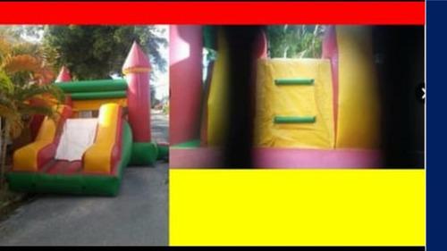 juegos inflables castillos y deslizadores