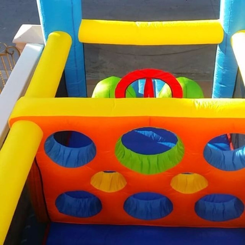 juegos inflables para todo tipo de actividades