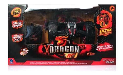 juegos juguetes auto a control remoto x-dragon niño niña