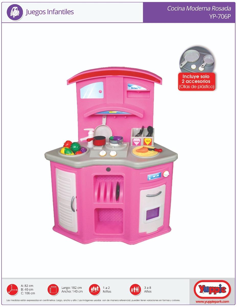Cocinas Juegos | Juegos Juguetes Cocinas Asientos Parques Infantiles En Mercado