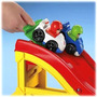 Fisher Price Pista Sonidos De Carrera Little People Juguetes