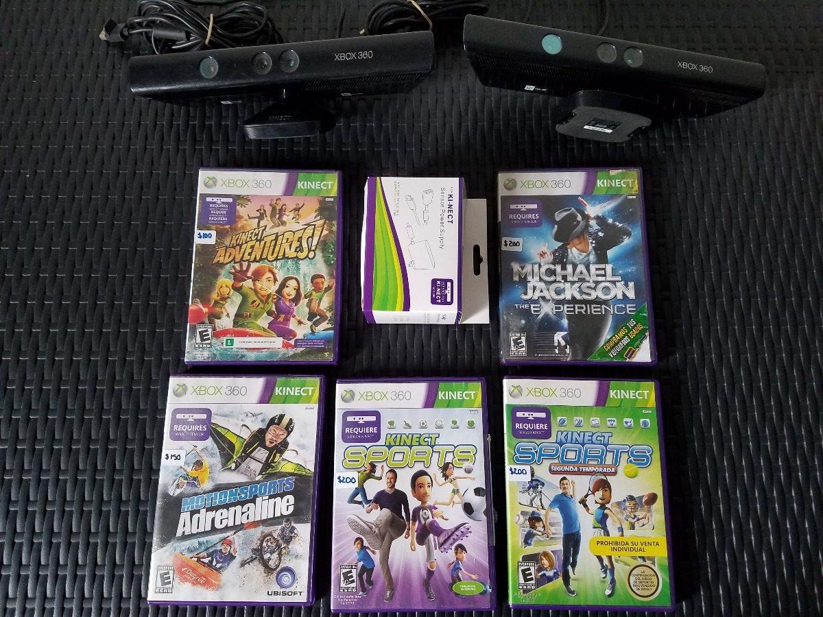 Variedad Juegos Para Kinect Xbox 360 C U 299 00 En Mercado Libre