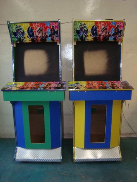 Mueble cisne 20 tablero de tekken video juegos maquinita for Mueble para xbox one