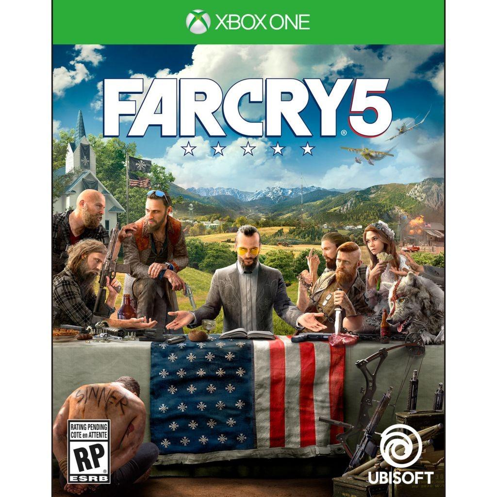 Juegos Marca Ubisoft Videojuego Far Cry 5 298 800 En Mercado Libre