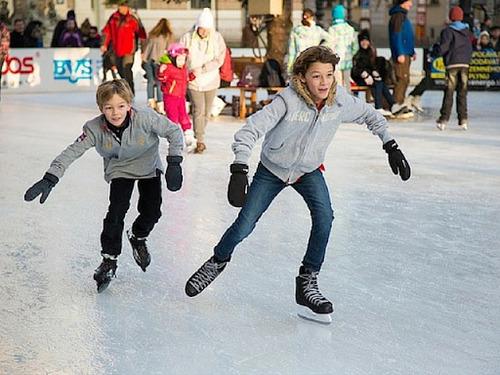 juegos mecanicos , juegos inflables , pista de patinaje