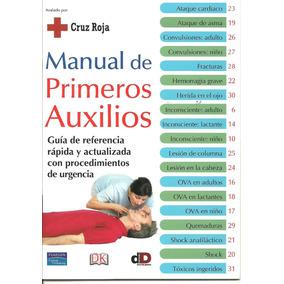 manual de primeros auxilios cruz roja venezolana pdf
