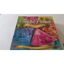 Juego De Meda Trivial Pursuit Edicion Familiar