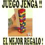 Jenga De Colores El Regalo Perfecto !! Diviertete Muxo !!!