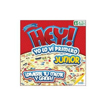 Hey Yo Lo Vi Primero Junior