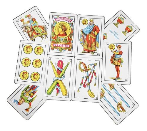 juegos mesa cartas