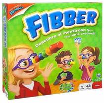 Juego De Mesa Fibber Original De Kreisel