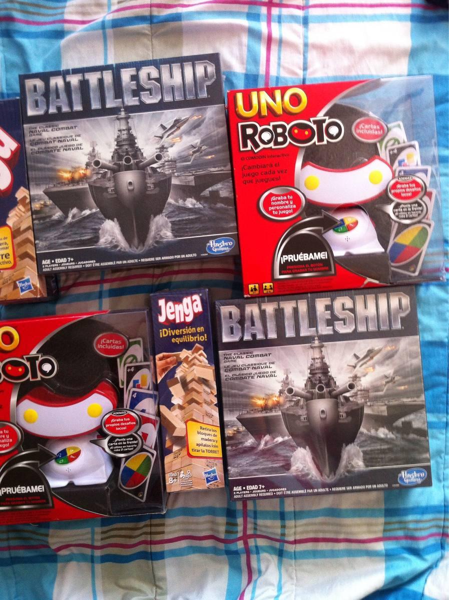 Juegos Mesa Varios 2 X 399 Envio Gratis Kenya Battleship Uno